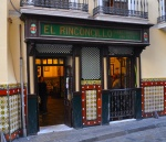El Rinconcillo - the bar where it is said tapas were first invented