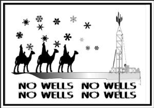No wells